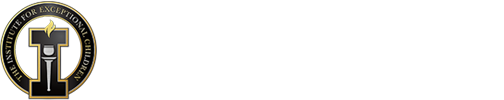 The Institute for Exceptional Children